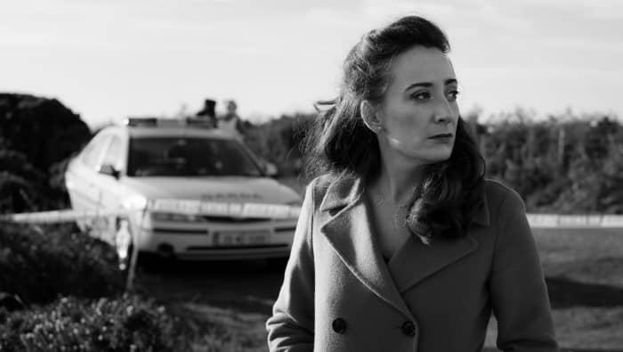 Moment from Irish series Grace Harte