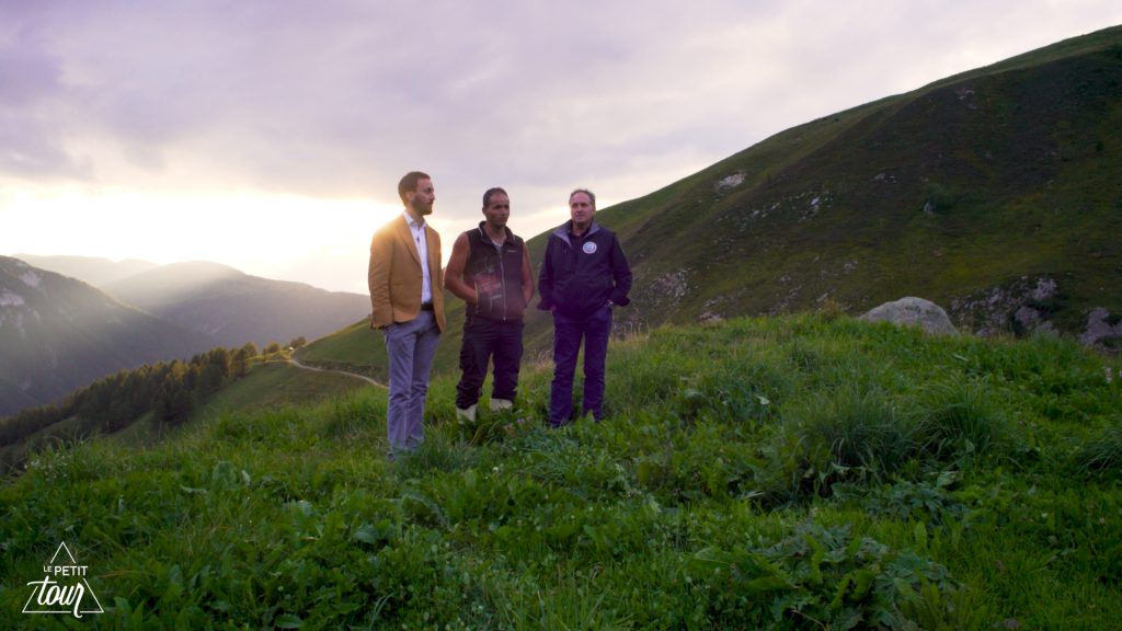 MHz picks up the gastro-tourism documentary series 'Le Petit Tour'